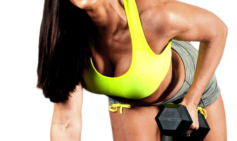 Post Workout guidelines for Bikini Competition Athletes